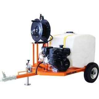 PowerKing 4,000 PSI Cold Pressure Trailer