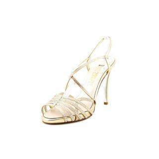 E. Live From The Red Carpet Women's 'Tara' Basic Textile Sandals