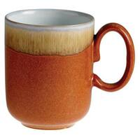 Denby Fire Double Dip 10-ounce Mug