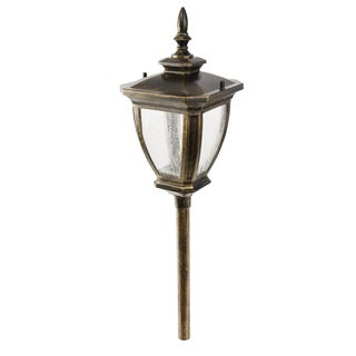 Paradise GL22977BZ Bronze Low Voltage Cast Aluminum Path Light