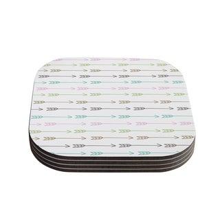 Skye Zambrana 'William Tell' Coasters (Set of 4)