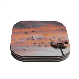 Skye Zambrana 'Dandy' Coasters (Set of 4)