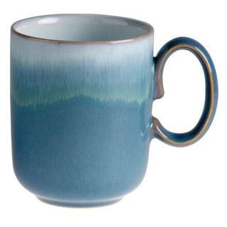 Denby Double Dip Azure 10-ounce Mug