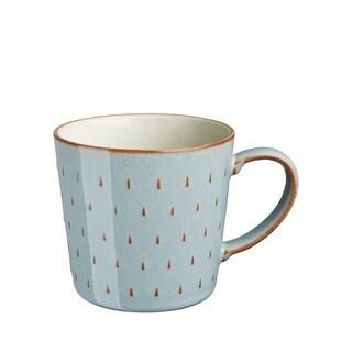 Denby Portico/Terrace Grey Stoneware 10-ounce Cascade Mug