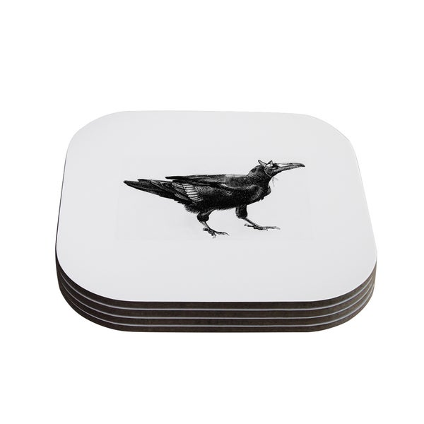 Sophy Tuttle 'Raven' Coasters (Set of 4)
