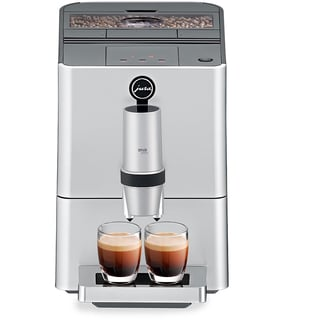 Jura ENA Micro 5 Automatic Coffee Machine, Silver (Refurbished)