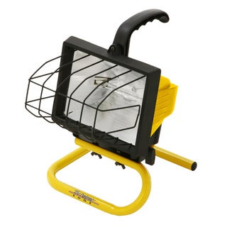 Coleman Cable L20 500 Watt Portable Halogen Work Light