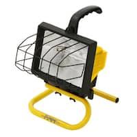 Coleman Cable L20 500 Watt Portable Halogen Work Light