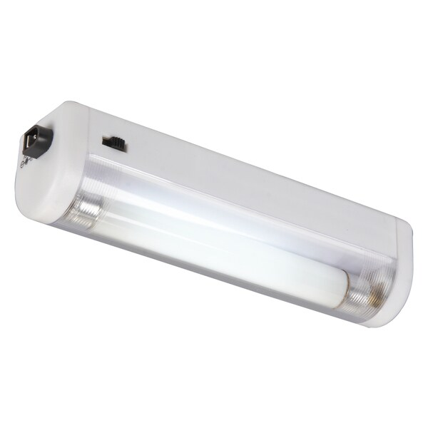 Amertac 73025CC 6\' Fluorescent Utility Light - Free Shipping On ...