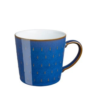 Denby Cascade Imperial Blue 10-ounce Mug