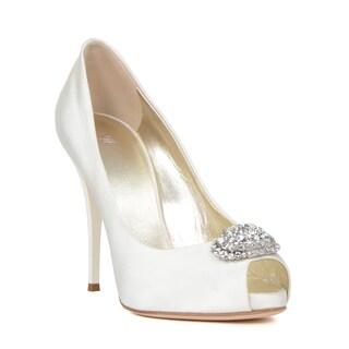 Giuseppe Zanotti Women's High-heel Satin Pumps