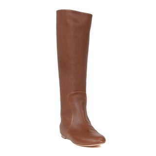 Giuseppe Zanotti Tall Brown Leather Boots