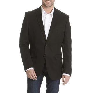 Daniel Hechter Men's Tencel Modern-fit Suit Coat Separate (Option: 56r)