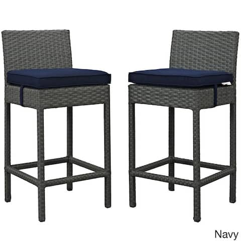 Stopover 2-piece Outdoor Patio Pub Set