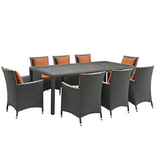 Stopover 9-piece Outdoor Patio Dining Set