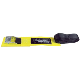 Keeper 07515 15' X 1-inch Lashing Strap With Strap Wrap