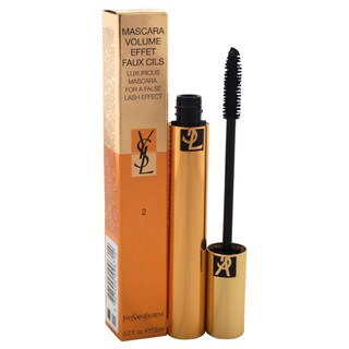 Yves Saint Laurent Volume Effet Faux Cils Luxurious Rich Brown Mascara
