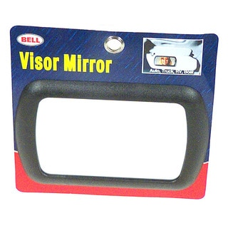 Bell 04301-8 Black Visor Mirror