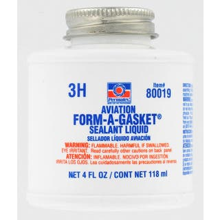 Permatex 80019 .25 Pint Aviation Form-A-Gasket #3 Sealant|https://ak1.ostkcdn.com/images/products/11778605/P18690246.jpg?impolicy=medium