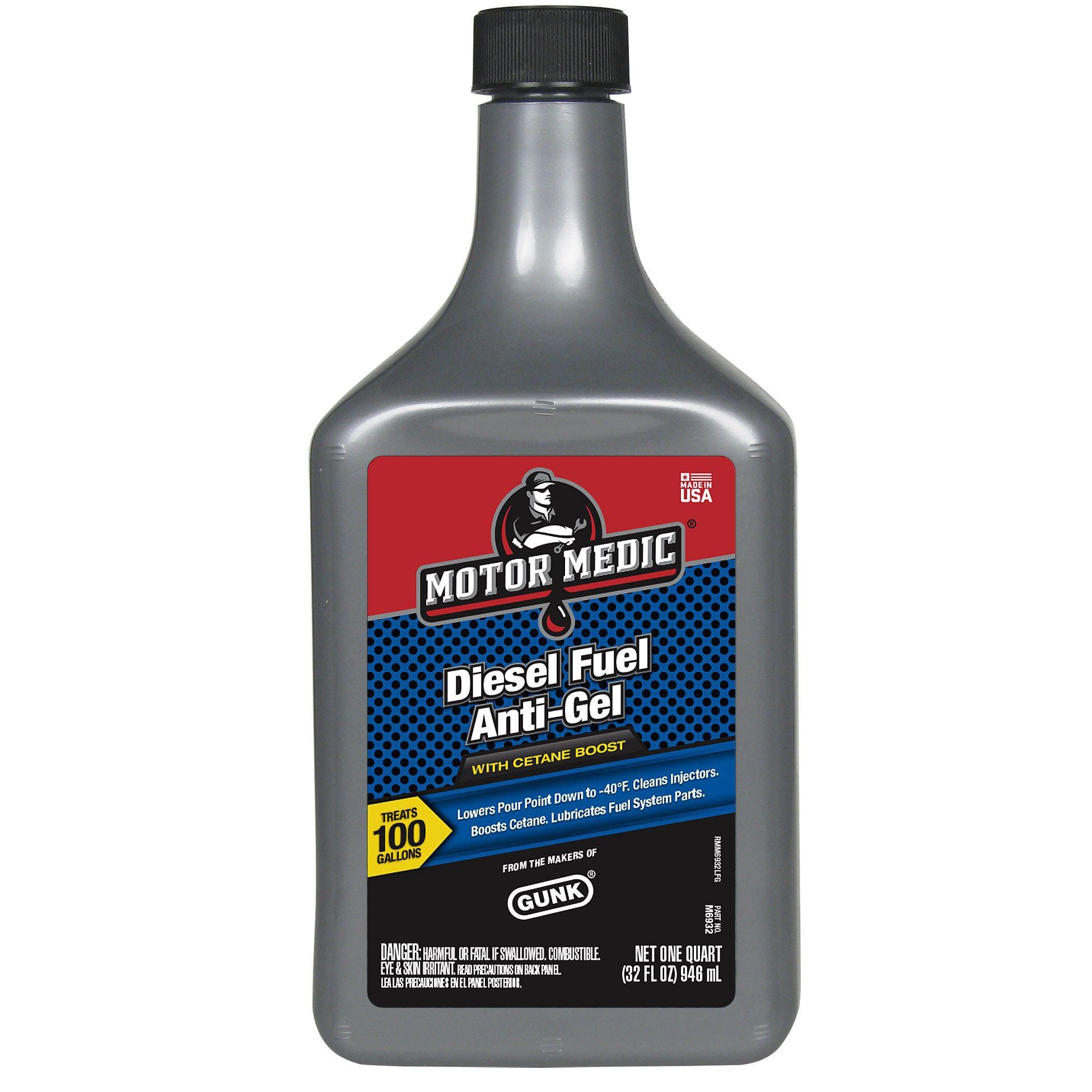 Gunk M6932 32 Oz Diesel Fuel Anti-Gel (Car care/cleaning)