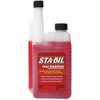 Gold Eagle 22214/1132 32 Oz Sta-Bil Concentrated Fuel Stabilizer