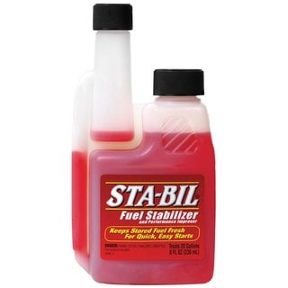 Gold Eagle 22208/1118 8 Oz Sta-Bil Fuel Stabilizer