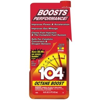Gold Eagle 10406 16 Oz 104+ Octane Boost