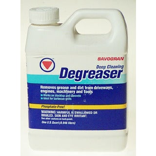 Savogran 10732 1 Quart Driveway Cleaner and Degreaser