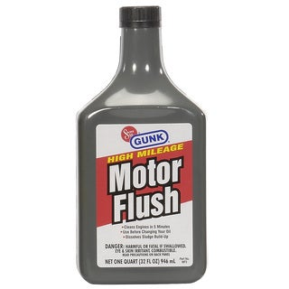 Gunk MF3 32 Oz 5 Minute Motor Flush