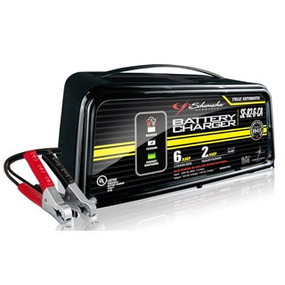 Schumacher SE-82-6-CA 6/2 Amp Battery Charger