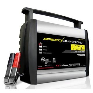 Schumacher SC-600A-CA 6/4/2 Amp 12 Volt SpeedCharge Battery Charger