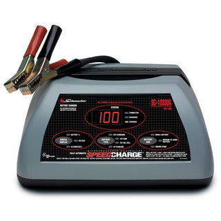 schumacher 100 amp battery charger manual