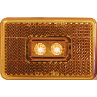 PM V170A LED Clearance & Side Marker Light With Reflex