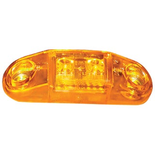 PM V168A Amber Slim Line Clearance & Side Marker Lights