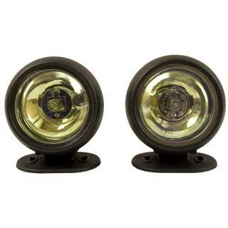 Blazer International RE1088B Round High Intensity Halogen Driving Light Kit