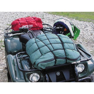 Keeper 06143 15-inch x 15-inch Motorcycle & ATV Cargo Net
