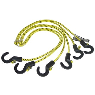 Keeper 06138 50-inch 6 Arm Bungee Cord