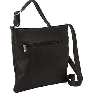 Le Donne Derosa Leather Crossbody Handbag