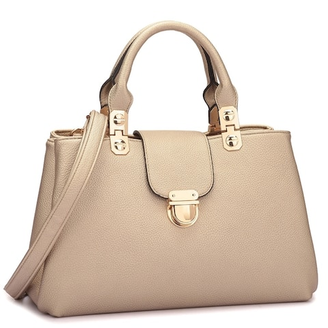 d8d4cc356a97 Buy Gold Satchels Online at Overstock | Our Best Shop By Style Deals