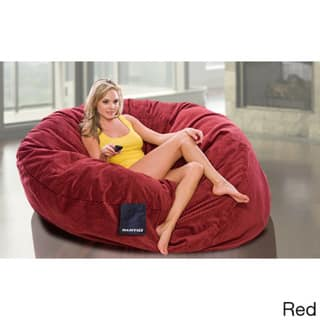 Admirable Shop Sumo Sultan Large Beanbag Chair Free Shipping Today Bralicious Painted Fabric Chair Ideas Braliciousco