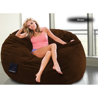 Sumo Oversized Corduroy Bean Bag