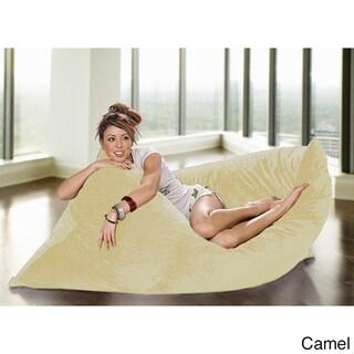 Omni Plus Suede Beanbag Chair