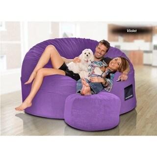 Shop Sumo Gigantor Giant Bean Bag Chair Overstock 11779822