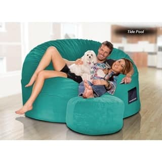 Tremendous Shop Sumo Gigantor Giant Bean Bag Chair Free Shipping Gmtry Best Dining Table And Chair Ideas Images Gmtryco
