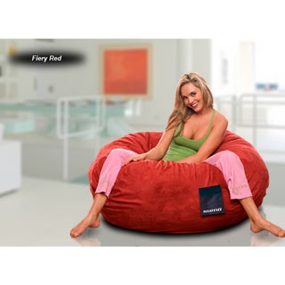 Gamer Microsuede Kids Bean Bag Chair