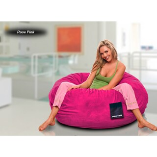 Gamer Microsuede Kids Bean Bag Chair