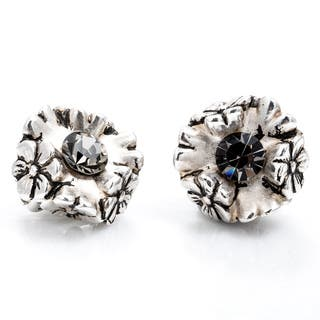 Dabby Reid 14k Gold Florette Antique-style Clip Earrings|https://ak1.ostkcdn.com/images/products/11779838/P18691176.jpg?impolicy=medium
