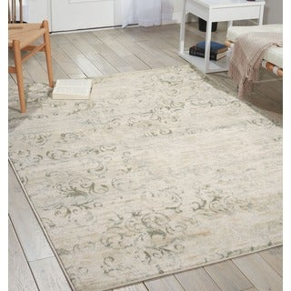 Porch & Den Greenpoint Russell Bone Area Rug (7'10 x 10')