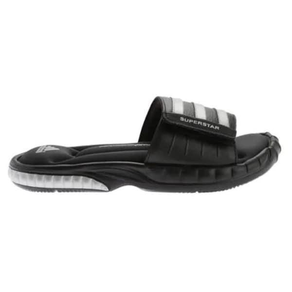mens adidas superstar slides