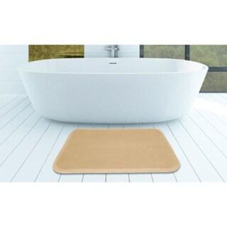 Ultra Soft Memory Foam Comfort Bath Mat (Set of 2)
